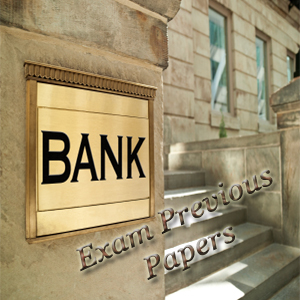 Bank Exam Papers