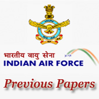 Indian Air Force Previous Papers