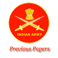 Indian Army Previous Papers