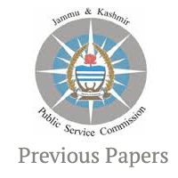 JKPSC Medical Officer Previous Papers