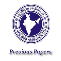 NIACL Previous Papers