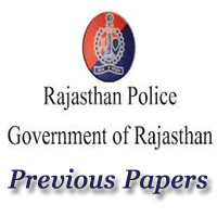 Rajasthan Police Previous Papers