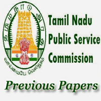 TNPSC Previous Papers