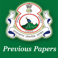 UKPSC Civil Judge Previous Papers