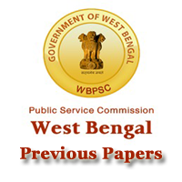 WBPSC Asst Professor Previous Papers