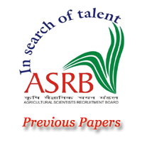 ASRB Previous Papers