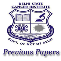 Delhi State Cancer Institute Clerk Previous Papers