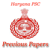 Haryana PSC Previous Papers