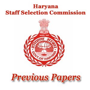 HSSC Forester Previous Papers