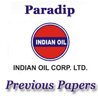 IOCL Paradip JEA Previous Papers