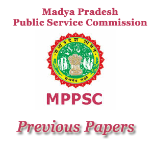 MP HC District Judge Previous Papers