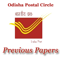 Odisha Postal Circle GDS Previous Papers