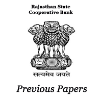 Rajasthan Cooperative Bank Previous Papers
