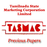 TASMAC Previous Papers