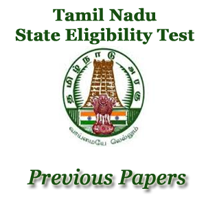 TNSET Previous Papers