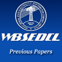 WBSEDCL AE Previous Papers