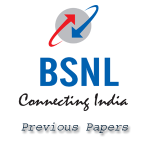 BSNL TTA Previous Papers