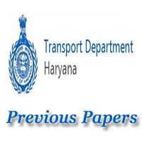Haryana Roadways Helper Previous Papers