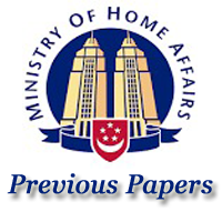 Ministry of Home Affairs PA Previous Papers