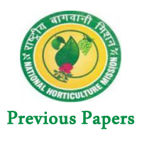 JSHM Technical Specialists Previous Papers