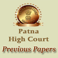 Patna High Court Previous Papers