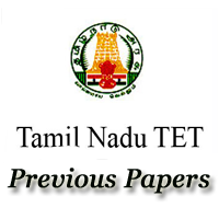 TNTET Exam Previous Papers