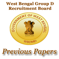 WBGDRB Group D Previous Papers