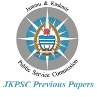 JKPSC Previous Papers