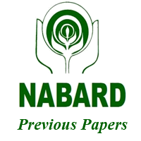 NABARD Previous Papers