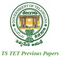 TS TET Previous Papers