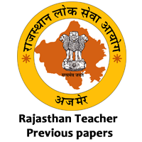 Rajasthan Teacher previous papers
