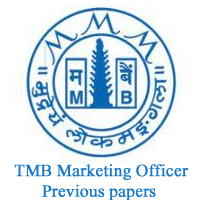 TMB Marketing Officer previous papers
