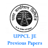 UPPCL JE previous papers