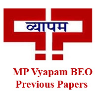 MP Vyapam BEO Previous Papers