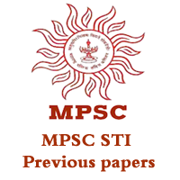 MPSC STI previous Papers